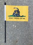 HAND WAVING FLAG (SMALL) - GADSDEN